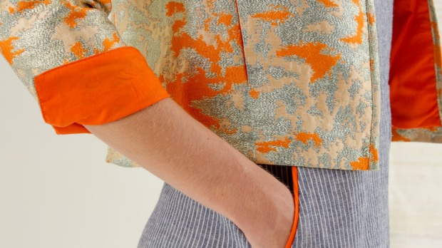 Good Krama uses up-cycled, unwanted materials purchased from local warehouses to reduce the fashion industry's ...