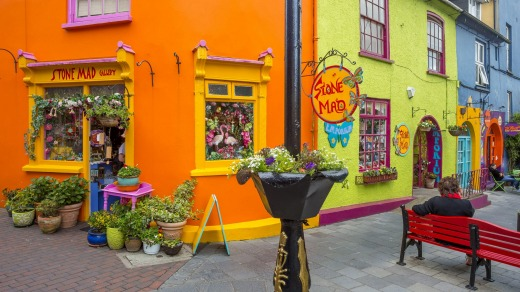 Kinsale is a contender for Ireland's most photogenic port town.