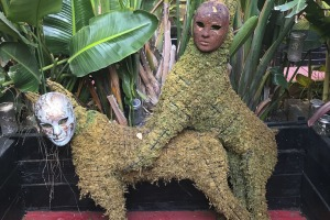 'Excuse me, I think you're in the wrong place': Mysterious creatures in the forests of Downtown LA.