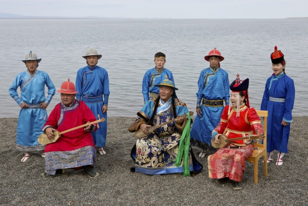 LISTEN TO THROAT SINGERS  After decades of neglect during the Soviet Communist era, the Mongolian art of throat singing ...