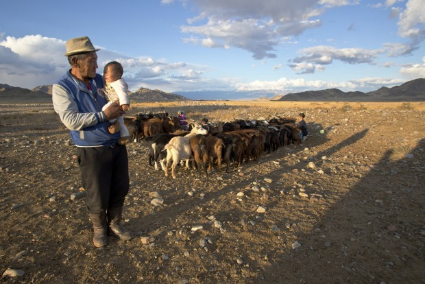 VISIT A NOMAD  About 10 per cent of Mongolia's three million people are nomadic, with the remainder retaining links to ...