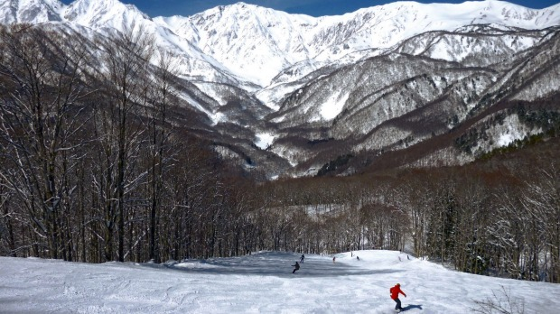 Located 270 kilometres north-west of the capital, Hakuba Valley has 10 separate resorts scattered along the spectacular ...