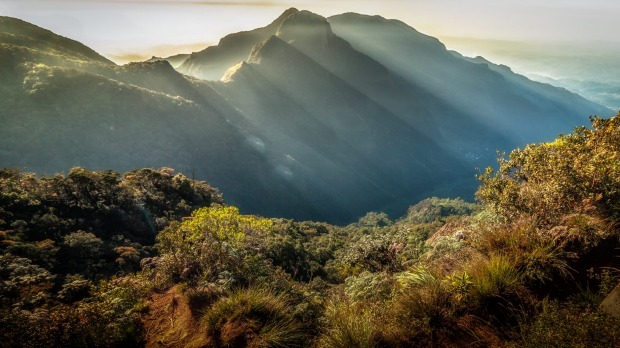 Horton Plains in Sri Lanka provided writer Elspeth Callender with her most memorable travel moment this year.