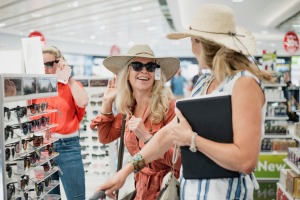 You'd be wise to avoid buying sunglasses duty-free.
