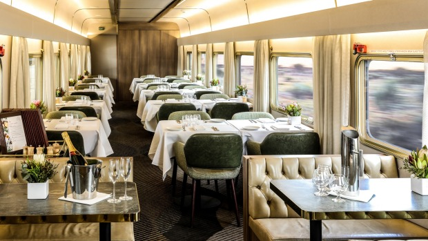 Great Southern is Australia's newest passenger rail service.