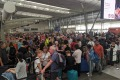 An issue with Jetstar's check-in facilities left thousands of passengers affected with a backlog of delays and cancellations.