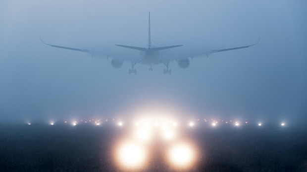 In a world of GPRS networks and sophisticated air traffic control systems, how can a plane disappear?