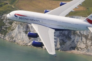 British Airways has a bewildering array of planes at its disposal, but the Chicago route gets the biggest of the big ...