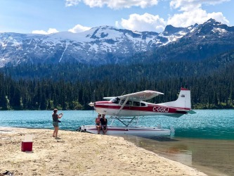 PHANTOM LAKE EXPLORER: The beauty of a floatplane is that it doesn't require infrastructure for landing or take-off. ...