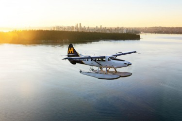 VANCOUVER TO TOFINO: Commuting by floatplane is a way of life for many locals of Vancouver Island or the Gulf Islands ...