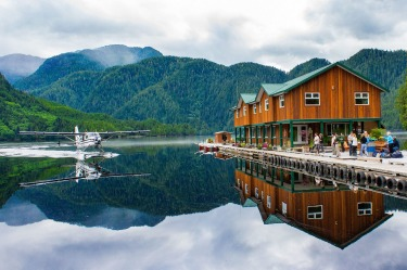 GREAT BEAR RAINFOREST: One of the most incredible wildlife experiences you can have in British Columbia begins with a ...