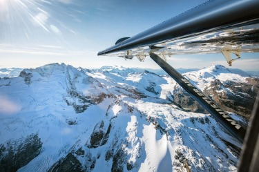 WHISTLER AIR: Time in the air over Canada's west coast province is always a flightseeing sightseeing tour even if you're ...