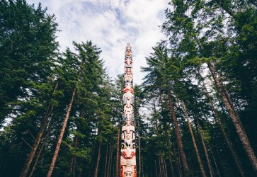 HAIDA GWAII: The archipelago of Haida Gwaii is a special place where you can immerse yourself in the natural environment ...