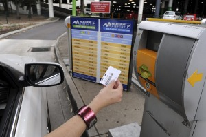 Four airports, Sydney, Melbourne, Brisbane and Perth, collectively earned $276.1 million in profits from car parking ...