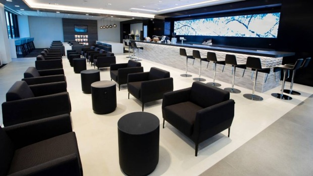 Air New Zealand's new regional Koru lounge at Auckland Airport opened in November 2019.