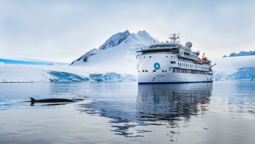 Aurora Expeditions.