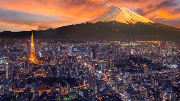 Explore Tokyo on a four-night stay.