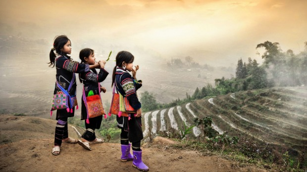 Explore Sapa on a 14-day trip to Vietnam.