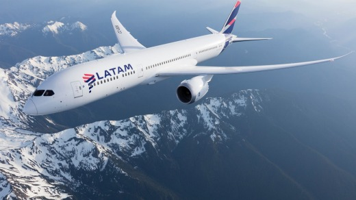 Previously, LATAM used the 787-8 on the indirect service via Auckland, but it's now using the newer 787-9 for all ...