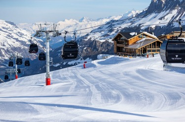 SNOW SPORTS, VAL D'ISÈRE, FRANCE: There are plenty of ski resorts in Europe, but if you were to pick one, Val d'Isere ...
