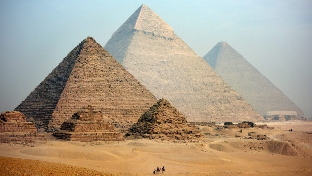 Egypt has plenty of pyramids, but does it have the most?