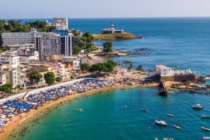 Salvador wants tourists, but it's one of the most violent cities in Brazil.