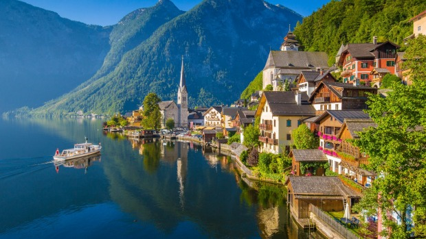 Hallstatt saw its first spike in popularity back in 2006 when it featured in the South Korean TV show. Soon after, it ...