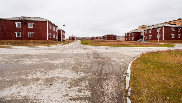 The strange Russian settlement of Pyramiden in Norway's Svalvard is like a Soviet time capsule.