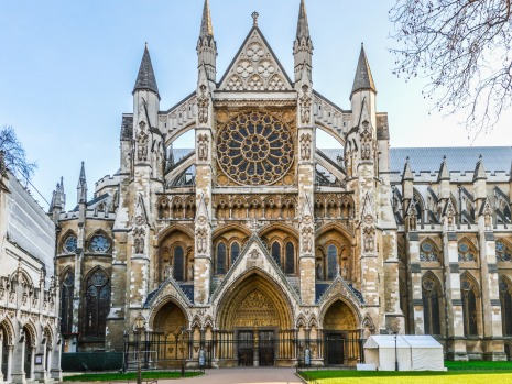 WESTMINSTER ABBEY: Dickens wanted to be laid to rest in his beloved Kent. But following his death, aged 58, at his ...