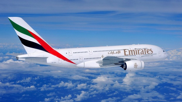 Snap up a sale airfare with Emirates.