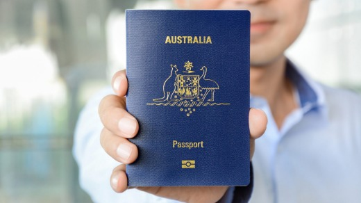 Australia's passport is ranked ninth with access to 185 countries (if our borders were open).