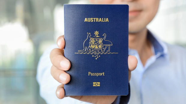 The number of Australians applying for passports have plummeted thanks to COVID-19 related travel restrictions.