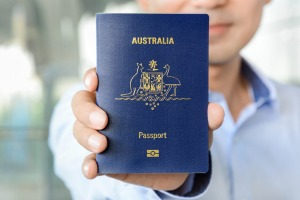 Australian citizens cannot currently board an international flight without special permission from the federal government.