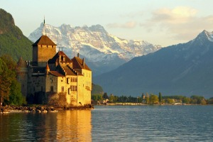 Chillon Castle.