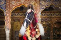 A horseback safari through the desert communities of Rajasthan gives intimate insight into India's feudal system.