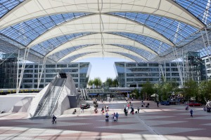 Munich has all of the modern facilities that you would expect from a great air hub.