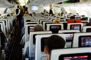 Keeping middle seats empty for social distancing is not feasible, the airline industry argues.