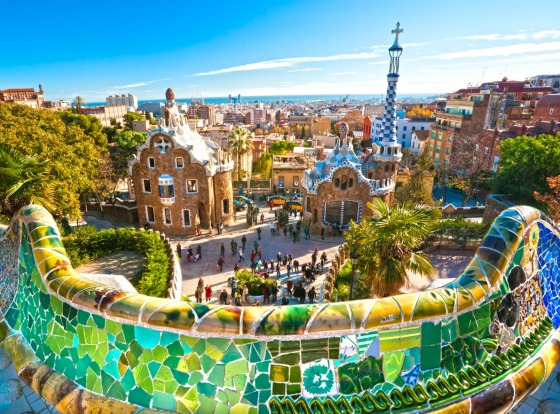 Antoni Gaudí: Where? Barcelona, Spain: If you can't think of any other exponents of Catalan modernism, that's largely ...