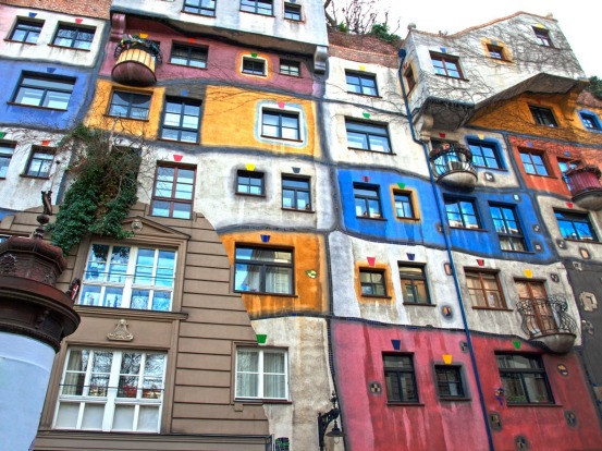 Friedensreich Hundertwasser: Where? Vienna, Austria: Before moving to New Zealand, Hundertwasser let his fantastical, ...