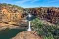 Mitchell Falls, the Kimberley. The remoteness of some of Austarlia's iconic attractions is what makes them so expensive ...