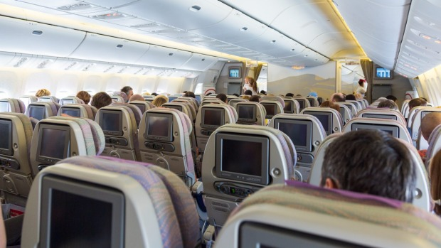 Airlines have reported a sharp rise in the number of passengers behaving badly on flights in recent months, including ...