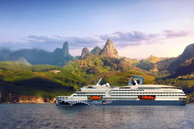 AraMana will offer new itineraries, including the southern-most islands in French Polynesia.