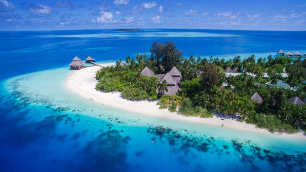 Travellers will only be allowed to stay on resort islands and live-aboard boats.