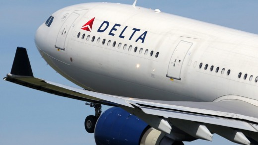 Delta is the world's best airline according to USA Today.