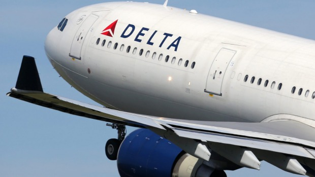 Delta has come to the rescue of a missing 'daddy doll'.