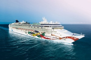 Norwegian's Jewel: Cruise lines that operate in Singapore include Norwegian, Celebrity and Princess Cruises.