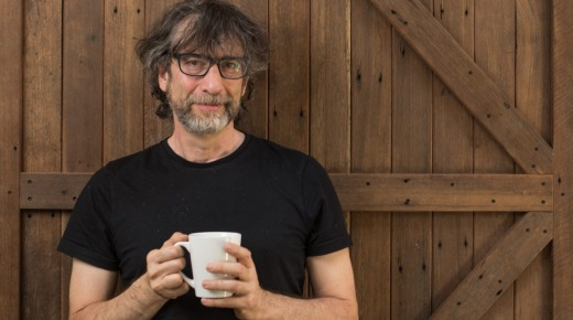 Author Neil Gaiman: The first sacrificial lamb of the next iteration of flight shaming.
