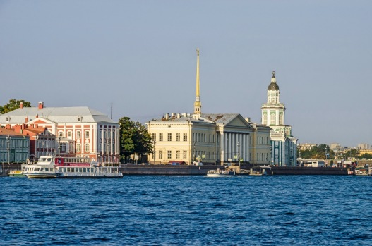 ST PETERSBURG HISTORIC CENTRE: Peter the Great's visionary city is a masterpiece. In 1702, seeking a Baltic outlet and ...