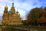 CHURCH OF THE SAVIOUR ON SPILLED BLOOD: Its classic Russian Orthodox exterior, 7500-square metres of internal mosaics ...