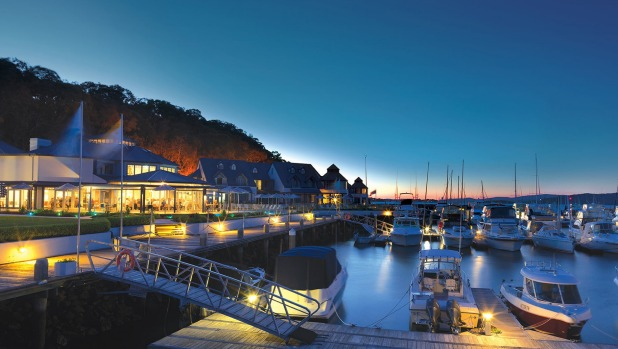 The Anchorage Port Stephens.